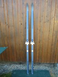 Great Ready To Use Cross Country 79 Titan 205 Cm Skis