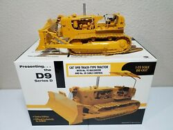 Caterpillar D9 Series D Tractor Cable Blade First Gear 125 Scale 49-0123 New