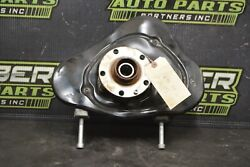 2017 Audi R8 5.2l V10 Front Right Knuckle Hub Spindle Assembly 2018 Oem Awd