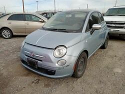 Fuel Tank Fits 12-17 Fiat 500 2 Door Without Turbo 7468485