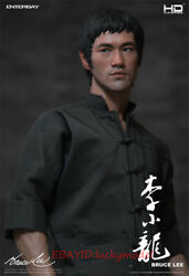 Enterbay Eb Hd-1008 Way Of The Dragon Bruce Lee 1/4 Action Figure In Stock New
