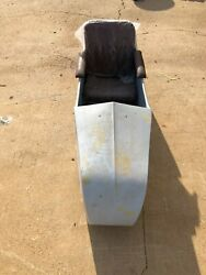 Used Motorcycle Sidecar Body Replacement, Dragon Model , Sidecar Frame Or Boat