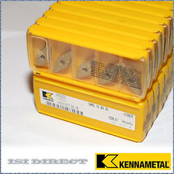 Vnmg 332 160408 Kc9025 Kennametal 10 Inserts Factory Pack