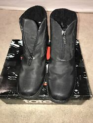 Totes Boots Womens Thermolite DuPont Warm Your Winter Size 8.5 $21.99