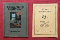 1922 Yaman And Erbe Co. Fire-proof Safes And Filing Cabinets Asbestos Rochester Ny