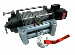 Mile Marker 70-52000c 2-speed H12000 12k 12,000lb. Hydraulic Winch W/ 100' Cable
