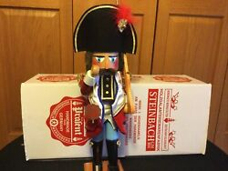 Steinbach 18 The Toy Soldier Nutcracker 854 Le 9697/10000 Germany New In Box
