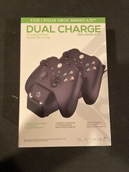 Xbox Series X/s Dual Controller Charging Station 2 Pcs Battery Pack Ships Asap