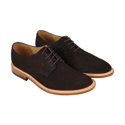 Bostonian No.16 Soft Low Mens Brown Oxfords And Lace Ups Plain Toe Shoes