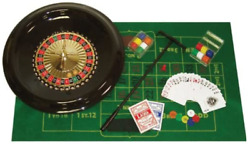 Roulette Wheel Table Drinking Party Gaming Sport Novelty Shot Glass Game