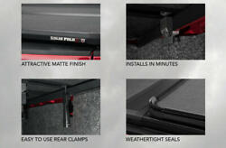 Extang 83466 Tonneau Cover Solid Fold 2.0 Hard Tri-fold Lockable Using Tailgate