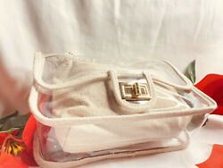 Transparent Crossbody handbag Women Tote Jelly Purse Messenger Purse $25.00