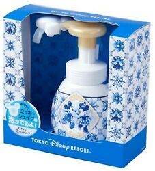 Mickey And Minnie Shape Hand Soap Tokyo Disney Resort Limited【new】l0253 From Japan