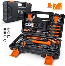 General Home Tool Kit 57-piece General Household Tool Set For Small Home Jobs