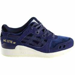 Asics Gel-lyte Iii Lace Up Womens Sneakers Shoes Casual