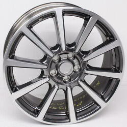 Oem Lincoln Continental 19 Inch Wheel Gd9z-1007-j Rubs And Scratches