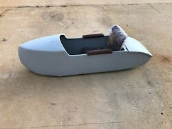 Used Motorcycle Sidecar Body Replacement, Sidecar Boat, Sidecar Body Replacement