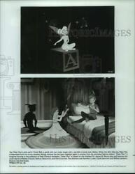 1952 Press Photo Scenes From The Classic Cartoon Movie Peter Pan - Hcp11764