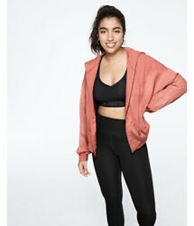 Victoria Secret Pink Xl And Large Jacket And Pants Nwt Over 120 Retail