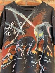 """Vintage Pink Floyd """"the Wall"""" Shirt"""