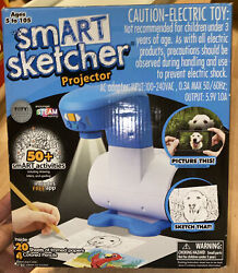 Smart Sketcher Projector Ssp213 Learning And Creative Sketch Toy New In Box