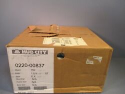Hub City Gearbox 150 1.5/1 De St Right Angle Bevel Speed Reducer 0220-00837