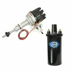 Pertronix D7134600/44011 Distributor And Ignition Coil Set For Bronco/mustang/ltd