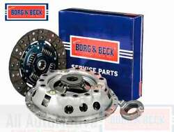 New Borg And Beck 10 Clutch Kit Fits Austin Healey 3000 Bn7 Bt7 Bj7 To 29f-h4878