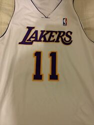 Karl Malone Nwt Authentic Nike 11 Los Angeles Lakers Jersey Size 56 Xxxl.