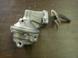 Nos Oem Ford 1961 1962 1963 Large Truck Carter X Fuel Pump -modify For Other Use