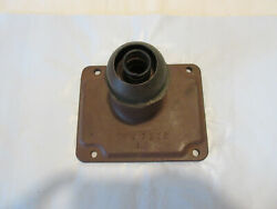 Gpw Jeep Willys Mb T84 Transmission Shift Tower Cover - Original - F - Gpw 7222
