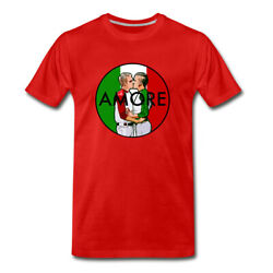 Love In Italy Gay Pride T-shirt