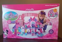 Fisher-price Fabulous Shopping Mall Minnie