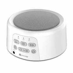 D3 White Noise Machine Rechargeable Sound Sleeping 24non Looping Hifi Continuou