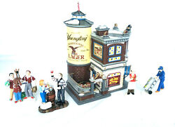 Dept 56 55626 Yuengling Lager Tavern And Accessories 805025 799973 55232