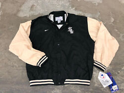 Vintage '93 Chicago White Sox Button Up Jacket Xl New With Tags, Never Worn