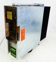 Indramat Kdf 2.1-50-300-w1/220 Frequency Drive + 109-0583-4b04-01 -used-