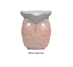 Scentsy Whoot Warmer Scentsy Warmer Brand New in Box