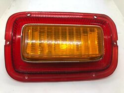 Toyota Crown Coupe Fastback Ms70 Ms75 Turn Right Tail Light Lens Genuine Nos