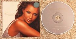 Vanessa Williams – Silver And Gold Christmas Promo Promotional Advance Cd