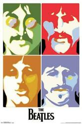 Poster 13007 62 Ye 22 X 34 The Beatles - Sea Of Science