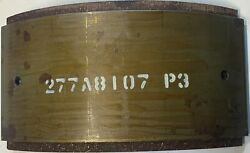General Electric 277a8107-p3 277a8107p3 Brake Lining Support Plate, Ic9528, 1pc