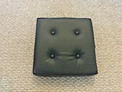 Piper J3 Cub Leather Seat Front Bottom Cushion Slight Lift 3 Inch Booster Seat