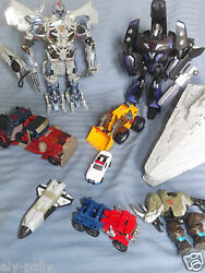 Transformers Lots To Choose From Mostly Hasbro
