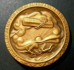 American Aviation Pioneers Wright Brothers Bronze Medal