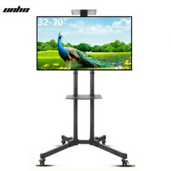 Mobile Tv Cart Floor Stand Mount Trolley For 32 - 70 Tvs   Dvd Cart/stand/shelf