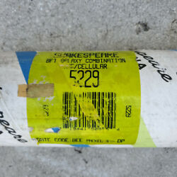 Shakespeare 5229 - 8and039 Galaxy Combo Vhf/cell Marine Boat Antenna - New Old Stock