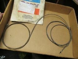 Speedomter Cables 2n.o.s.universal Type 1940-1979 Mopars 2448294