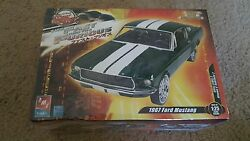 2006 Amt Ertl 38509 1967 Ford Mustang Fast And The Furious 1/25 Model Kit