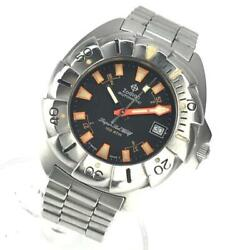 Zodiac Super Sea Wolf 1000m 43mm Stainless Steel Automatic Diver Watch 506.54.44